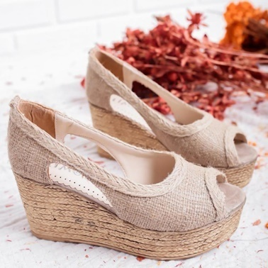 Limoya Ayakkabı Bej